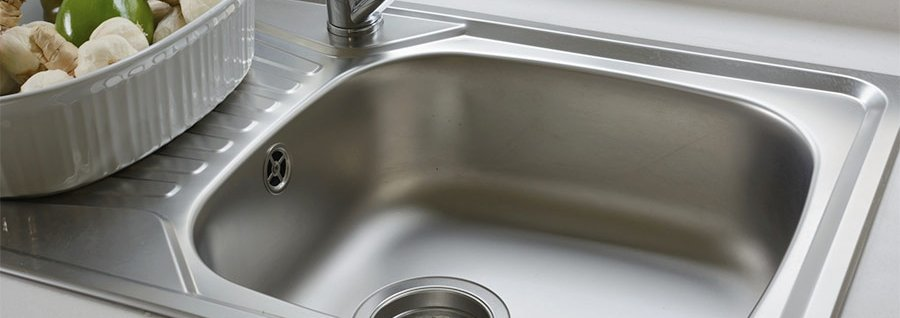 All types of sink installations